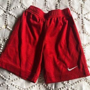 Boys size 4/5 Nike shorts.
